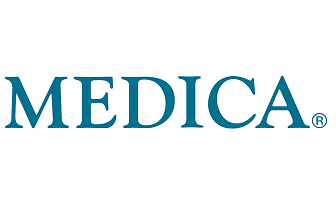 Medica, a carrier logo for employee benefits