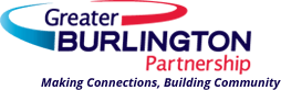 about Healthfirm Benefits Greater Burlington Partnership Logo