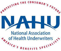 about Healthfirm Benefits National Association of Health Underwriters Logo