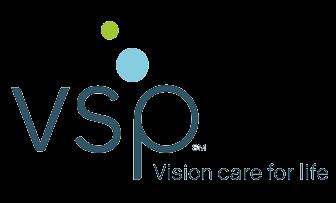 VSP, a carrier logo for employee benefits